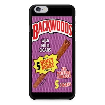 Backwoods Honey Berry Cigars iPhone 6/6s Case