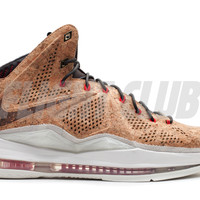 lebron 10 ext cork qs | Flight Club
