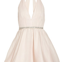 Alice + Olivia | Brooke silk-chiffon and silk-organza dress