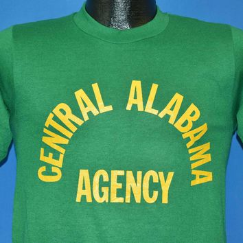 80s Central Alabama Agency Ben Franklin t-shirt Small