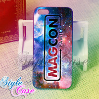 Magcon Boys Logo Family Galaxy -  for case iPhone 4/4s/5/5c/5s-Samsung Galaxy S2 i9100/S3/S4/Note 3-iPod 2/4/5-Htc one-Htc One X-BB Z10
