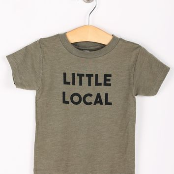 Charlie Southern Onesuit and Little Local Toddler Tee