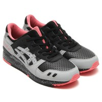 HCXX ASICS Tiger GEL-LYTE III BLACK/LIGHT GREY