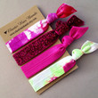 The Monique Hair Tie Ponytail Holder OR Headband Collection
