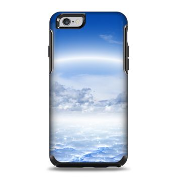 The Vivid Blue Reflective Clouds on the Horizon Apple iPhone 6 Otterbox Symmetry Case Skin