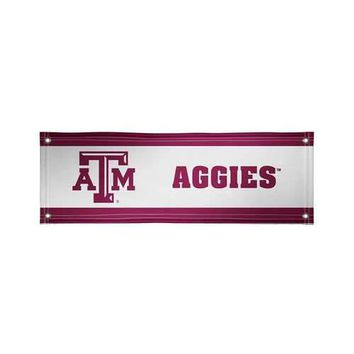 Texas A&M Aggies NCAA Vinyl Banner (2ft x 6ft)