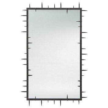 Arteriors Home Spiked Rectangular Mirror