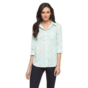 Women's Flamingo Print Favorite Shirt Merona®