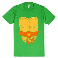 Michelangelo-Unisex Grass T-Shirt