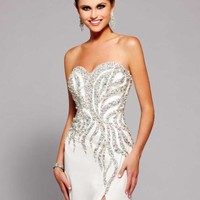 Faviana S7162 at Prom Dress Shop