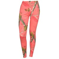 Realtree Girl Women's RT APC Pink Camo Zoey Leggings