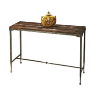 2886120 Butler Home decor Furniture Console Table
