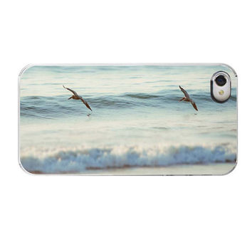 Retro Summer Beach Iphone Case Iphone 4/ by Maddenphotography