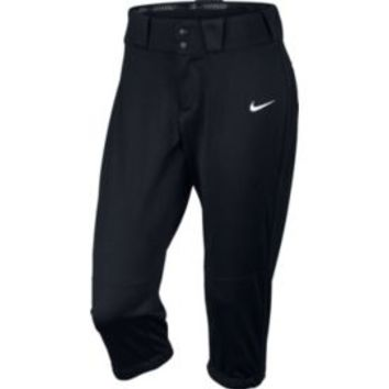 Nike Women's Diamond Invader ¾ Length Fastpitch Pants| DICK'S Sporting Goods