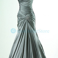 Beaded V neck Cocktail Prom Evening Long Dress  : dressoutletstore.co.uk, Wedding Dresses Outlet