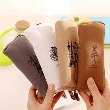 1pcs/sell Classical Literary Womens Travel Cosmetic Bags High Quality Makeup Bag Make Up Bag Neceser Luxury Brand Famous Brands