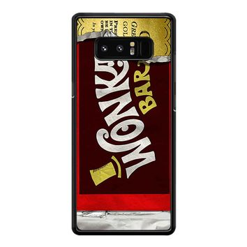 Wonka Bar Samsung Galaxy Note 8 Case
