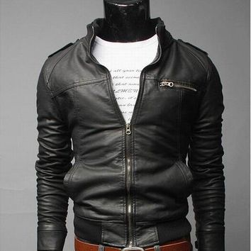 new arrival brand motorcycle leather jackets