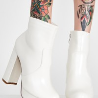 Purely Dangerous Platform Booties