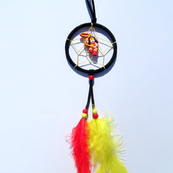 DC Wonder Woman dream catcher - car dream catcher