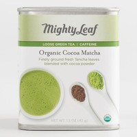 Mighty Leaf Organic Cocoa Matcha Tin