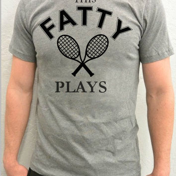 OOTD Outfit of the Day Trendy Unisex Tennis T-Shirt, Unisex Workout Athletic T-Shirt