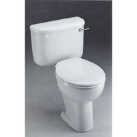 Ideal Standard Studio Toilet Seat in Cream code under cistern lid is 825