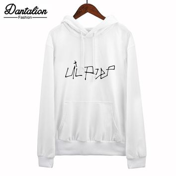 2019 Spring Lil Peep Hoodie Long Sleeves Classic Design 2018 Hot  Funny Print Casual Streetwear Tops y825-7