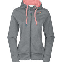 The North Face Women's New Arrivals Shirts & Tops WOMEN'S FAVE FULL ZIP HOODIE