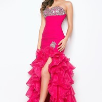 Blush Prom Dresses and Evening Gowns Blush Style 9511