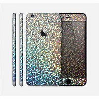 The Colorful Confetti Glitter Sparkle Skin for the Apple iPhone 6 Plus