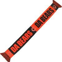 Forever Collectibles Chicago Bears Slogan Scarf | DICK'S Sporting Goods
