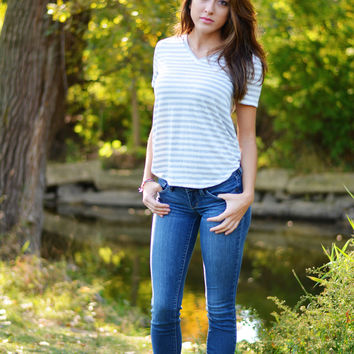 Amy Striped t-shirt