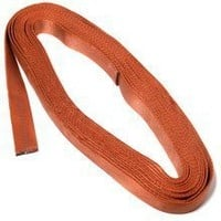 "BlueWater Tubular Climb-Spec Webbing - 1"" x 30 ft - Rust"