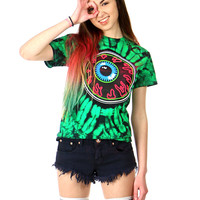 PUFF PAINT KEEP WATCH TEE