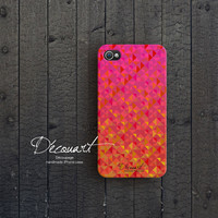 Abstract iPhone 4 case iPhone 4s case abstract pattern by Decouart