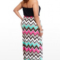 Plus Size Bora Bora Maxi Dress | Fashion To Figure