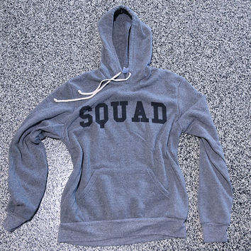 Womens Clothing, Sweatshirt, Hoodie, Popular Hoodie, Comfy Clothing, Funny tshirts - Squad