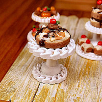 From tomorrow diet .... I promise! - #3 Food in Miniature 1:12 dollhouse