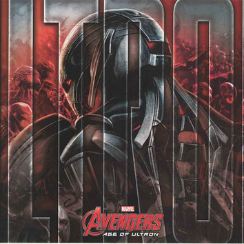 Avengers Age of Ultron Marvel Comics Poster 22x34