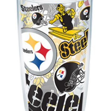 Pittsburgh Steelers All Over Print 16 oz. Tervis Tumbler