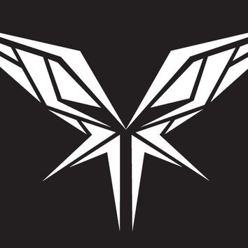 RADICAL REDEMPTION LOGO WINDOW STICKER
