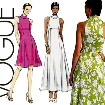 Shop Vogue Evening Dress Patterns on Wanelo