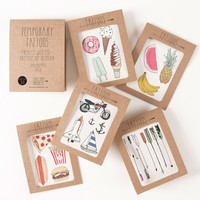 Arrow Tattoo Pack - Stationery - Homeware