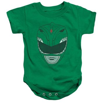 Power Rangers - Green Ranger Infant Snapsuit