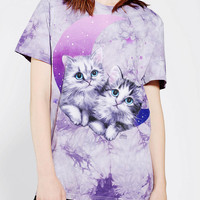Urban Outfitters - The Mountain Moon & Kittens Tee