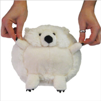 Mini Squishable Polar Bear