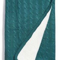Levtex Cable Knit Throw Blanket | Nordstrom