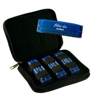 Hohner BIP Harmonica, Key of C, D and G