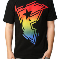 Famous Stars And Straps Men's Frenzy BOH Graphic T-Shirt